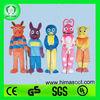 HI New backyardigan adult party mascot costume