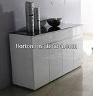 SB100117B hottest sales modern home white high gloss buffet