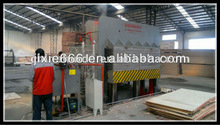 plywood making machine/hot press machine/woodworking machine