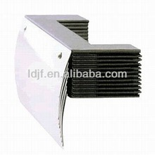 heat seal armoured and heat frequency shield with S.S sheet on top