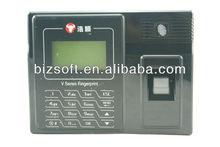 HYSOON V8U Sales Promotion Employee Fingerprint Attendance Machine