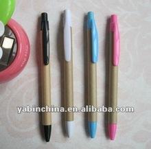 Recycle Carton Ballpoint Pen