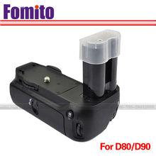 Replacement MB-D80 Battery grip for nikon d80 d90 dslr