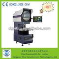 La medición visual para proyector cpj-3015 tornillo