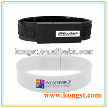 new bracelet usb flash drive/pendrive 4GB for promotion