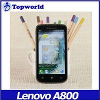 "lenovo smart phone 4.5"" screen phone Lenovo A800 MTK6577"