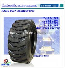 Skidsteer tyres 10-16.5,12-16.5
