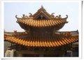 un style traditionnel chinois et le prix concurrentiel de haute qualité tuiles vitrées pour la vente