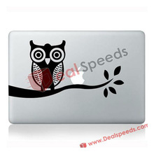 """For Macbook Skin! High Quality A Bird on a Tree style Protective Skin for Macbook Air 13.3"""" / Sticker Skin for Macbook Pro13.3"""""""