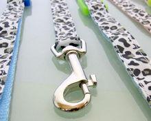 2012 hot sell led leopard flashing pet leash