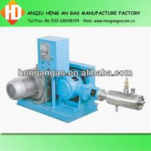 liquid carbon dioxide co2 gas filling pump
