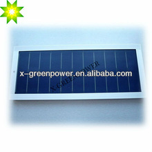 Thin Film Photovoltaic Modules 5W Flexible Panel