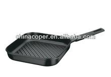 DGS,Die-casting aluminium non-stick grill pan