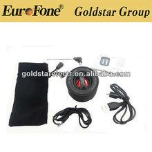 2012 Promotional!!!!!EUROFONE ! 10W portable mini bluetooth dwarf vibrating speaker GD-086BT