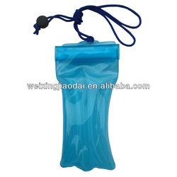 Hot sale mobile phone pvc waterproof sling boat bag