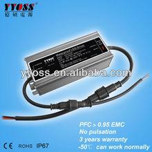 350mA 500mA 700mA High Efficiency 91% LED Driver 50W No Unstable Output High PFC>0.95
