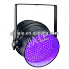 181pcs 10mm UV led par 64 dmx light