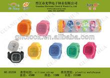 New model Japan quartz silicone unisex fashion watches 2013