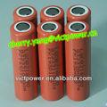 Li ion de la batería celular LG 18650 C2 2800 mAh ( naranja ) 3.7 v 18650 batería del ordenador portátil