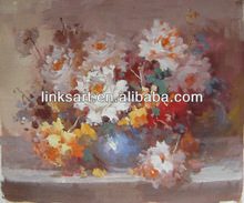 impressionist oil painting flower painting dropship