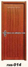 Solid wood paint door FMB-014