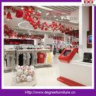 DG Clothing shop decoration clothes shop