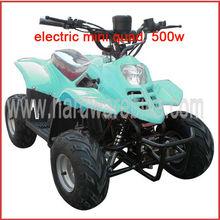 electric mini quad 36v 500W 800W 1000W CE(HDES-50D)