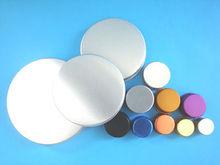 aluminum cover, aluminum cap,aluminum lid for jars,bottles