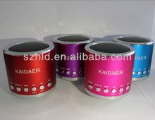 Hot selling mp3,mobile phone,computer mini speaker kd-mn02