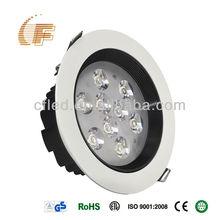 Cutout 55mm- 118mm High Power Cree LED Downlight
