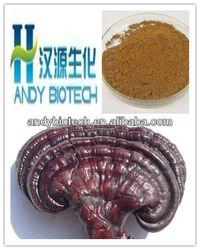 Pure Natural Ganoderma P.E. 1%-15% Triterpene