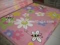 blume teppiche für kinder