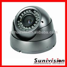 cctv dome camera cover/cctv camera chip CCD