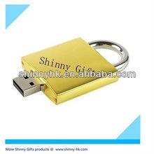 lock shape different types usb flash drives SI-201215158