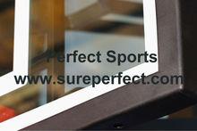 Basketball Backboard Glueless Rectangle Padding Kit