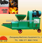 Charcoal briquetting press machine