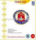 The 3D eagle logo with army metal commemorative coin,souvenir coin