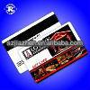 novel pre-encoded magnetic cards