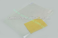 Best sell ultra clear LCD screen film guards protector for apple iPad mini