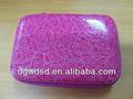 2012 rosa brilhante do plutônio capa capa de eva cosméticos caso