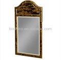 luxo francês estilo antigo buffet espelho