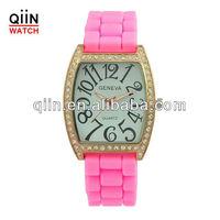 QD0139 top quality silikon american watch brands