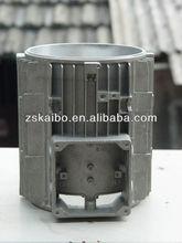 Aluminum motor shell die casting