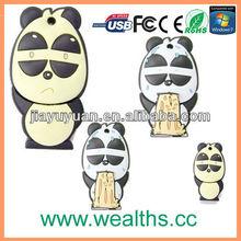 2012 hot sale usb flash 2.0/1.1 shaped cartoon