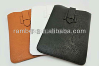 "Tablet PC Leather Sleeve Case Cover Bag for ipad mini, 7.9"" inch"