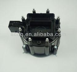 New Black Ignition Distributor Cap Caps Fit For Chevrolet GMC C20 C30 K10 Impala 61311387916