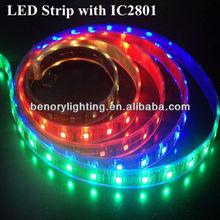 rgb led strip ws2801 magic dream color