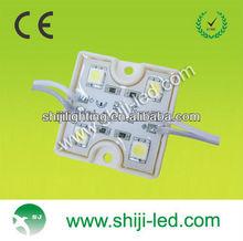 super bright 12V DC, 0.72W, waterproof SMD5050 led module square backlight