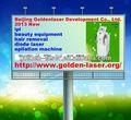 Mais produtos de alta tecnologia www.golden- laser.org raia vermelha do sangue remoção