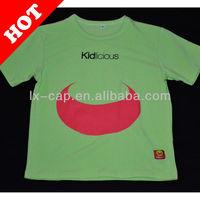 2013 new kids clothes china design frocks children t shirt